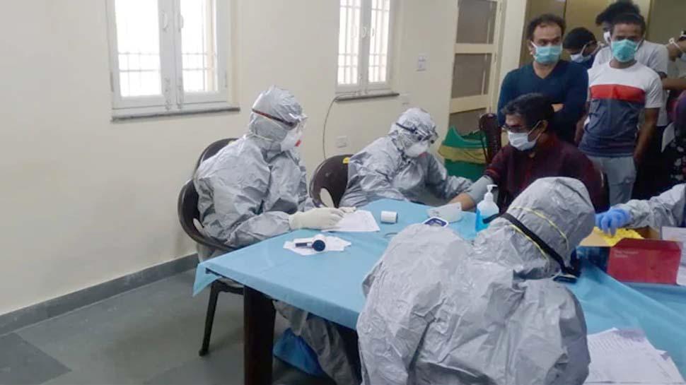 कोरोना के मुश्तबा डॉक्टर जोड़े ने किया ऑपरेशन, हॉस्पिटल में मचा हड़कंप