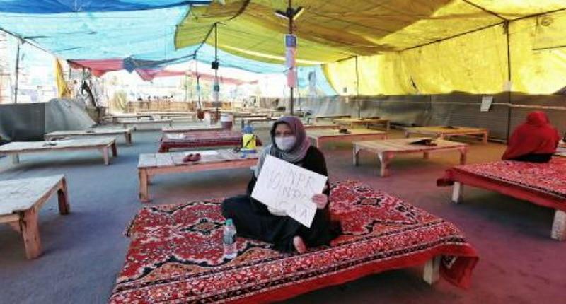 कोरोना वायरस: महामारी फैलती देख धरना स्थल से भाग रही हैं शाहीन बाग की महिलाएं