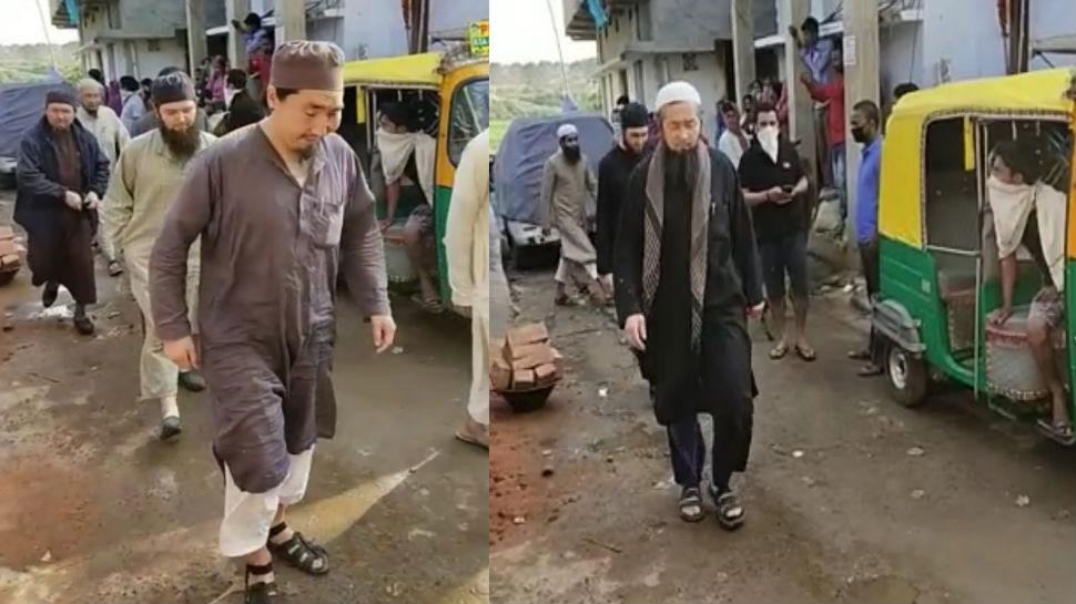 पटना: कुर्जी के पास दिखे 12 विदेशी नागरिक, लोगों के हंगामे के बाद अपने साथ ले गई पुलिस