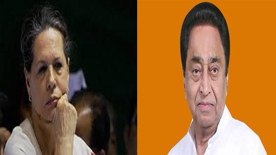 कमलनाथ को नेता प्रतिपक्ष बनाने की मांग, CM पद से इस्तीफे के बाद पहली बार सोनिया गांधी से मुलाकात