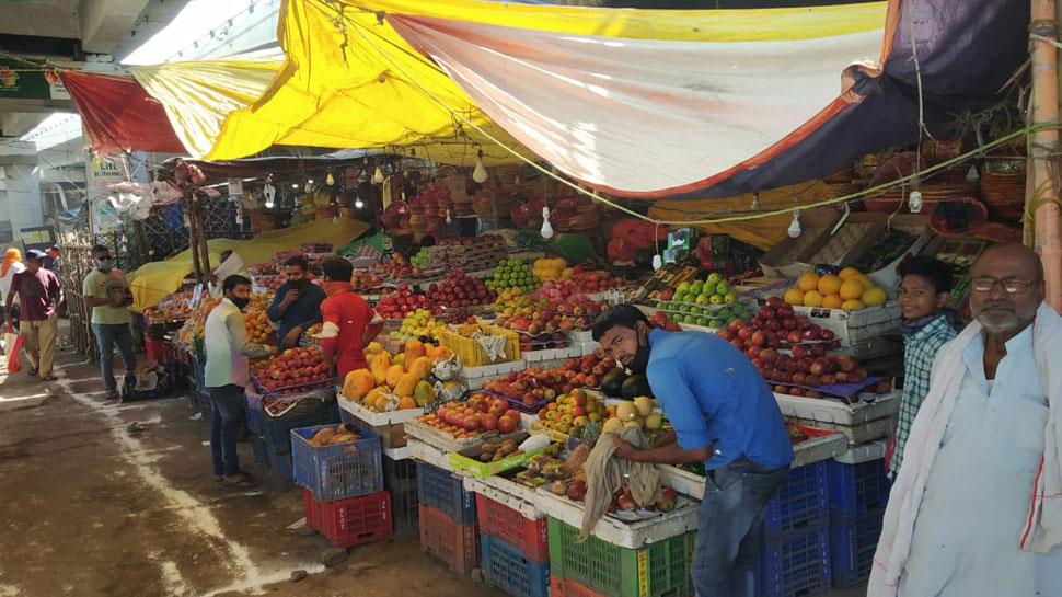 Fruit shop open