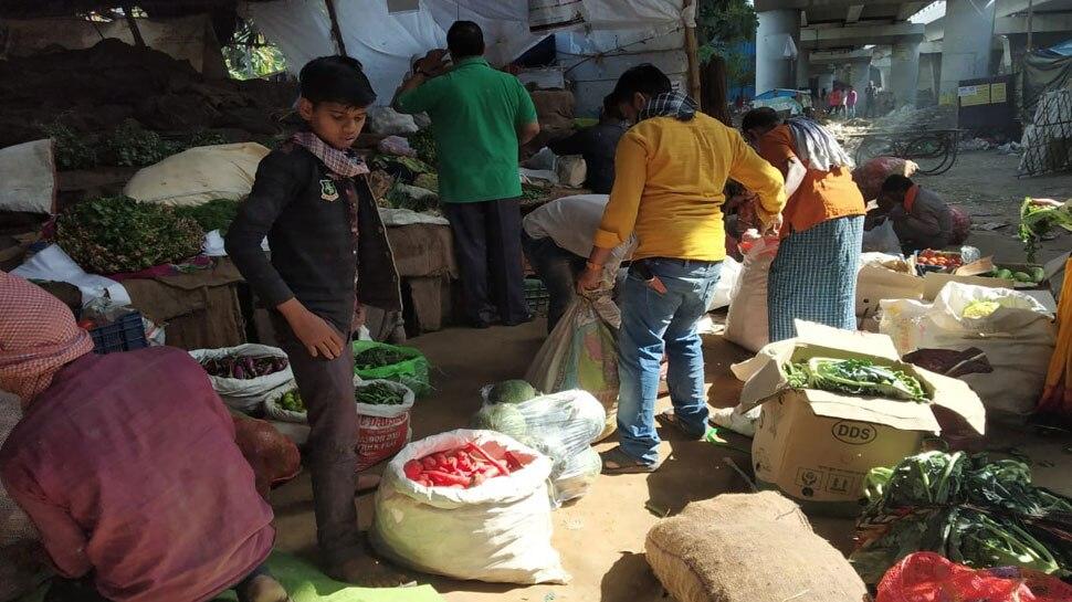 vegetable shop open