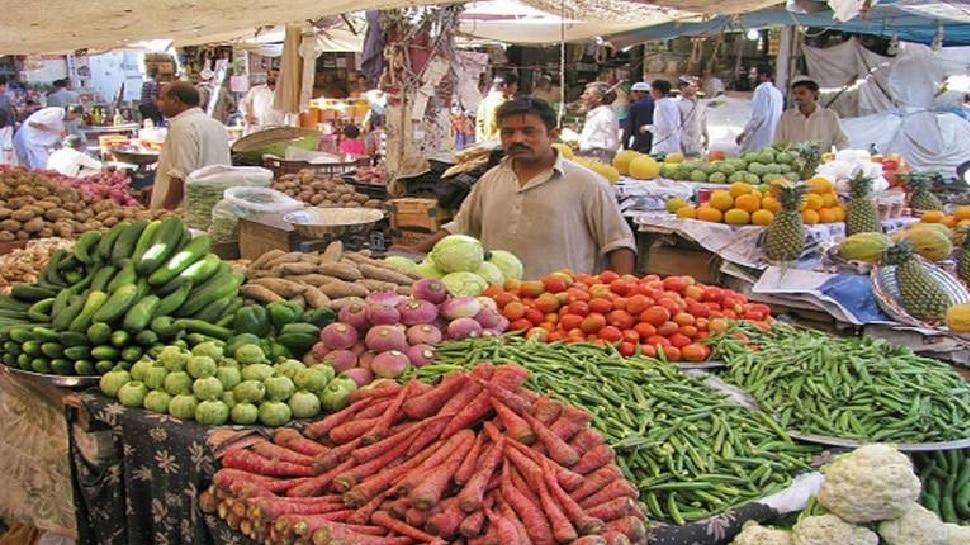 लॉकडाउन के बीच मुहाना मंडी में घटा कारोबार, जानिए क्या चल रहे हैं सब्जियों के भाव