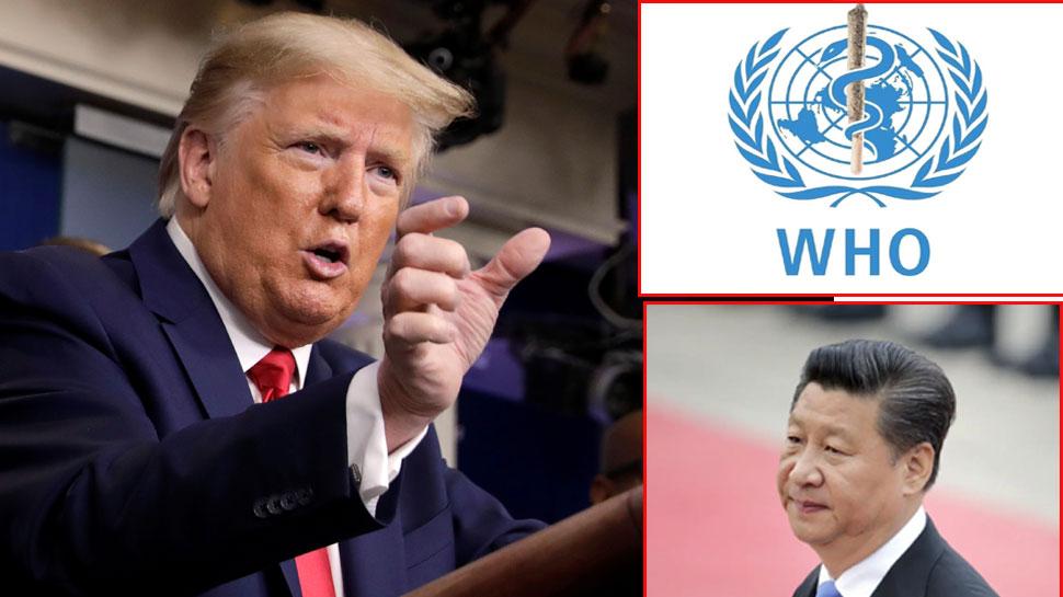 Coronavirus: अंतरराष्ट्रीय संस्थाओं ने चीन पर एक्शन क्यों नहीं लिया? ट्रंप के निशाने पर WHO