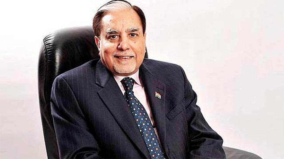 Corona मरीज़ों की मदद के लिए राज्यसभा MP डॉ. सुभाष चंद्रा ने 40 लाख रु का किया तआवुन