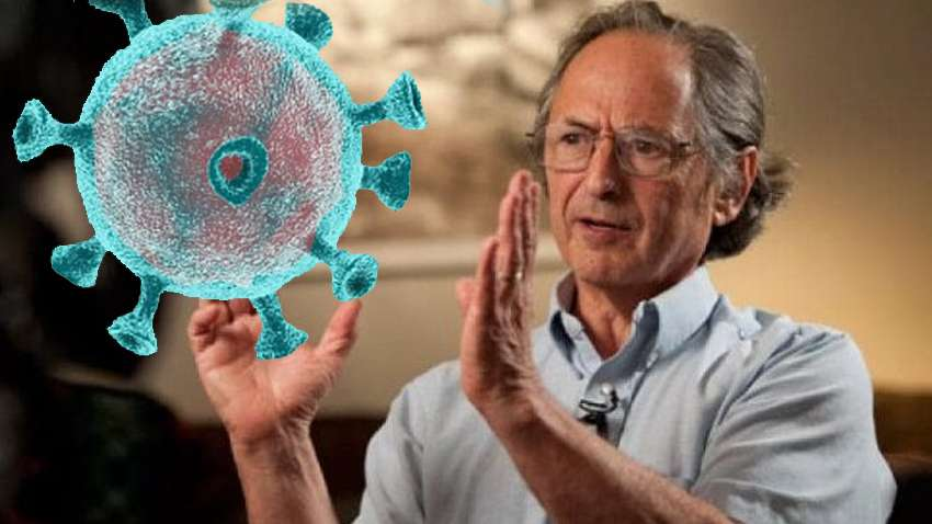 चीन को लेकर सटीक भविष्यवाणी करने वाले नोबेल विजेता वैज्ञानिक का दावा- कोरोना का अंत निकट