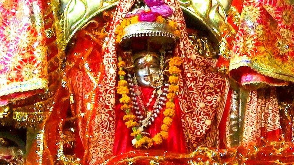 Online sightings of Chamunda Devi in Navratri | LOCKDOWN : नवरात्र में  चामुंडा देवी के ऑनलाइन दर्शन, भक्तों के लिए पुजारी ने की पहल | Hindi News,  यूपी एवं उत्तराखंड