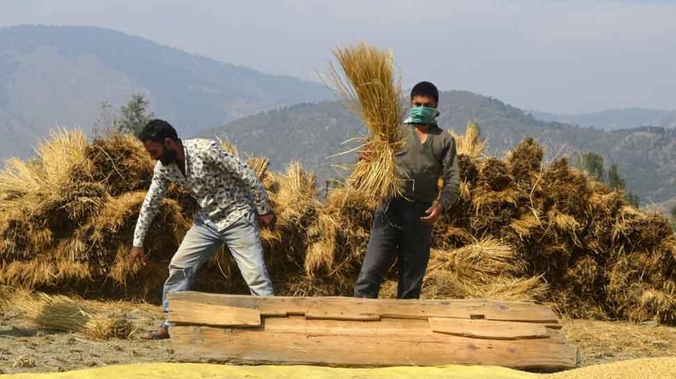 Coronaके कहर से किसान होंगे जागरुक,SMSके जरिए भेजी जाएगी बचाव की जानकारी
