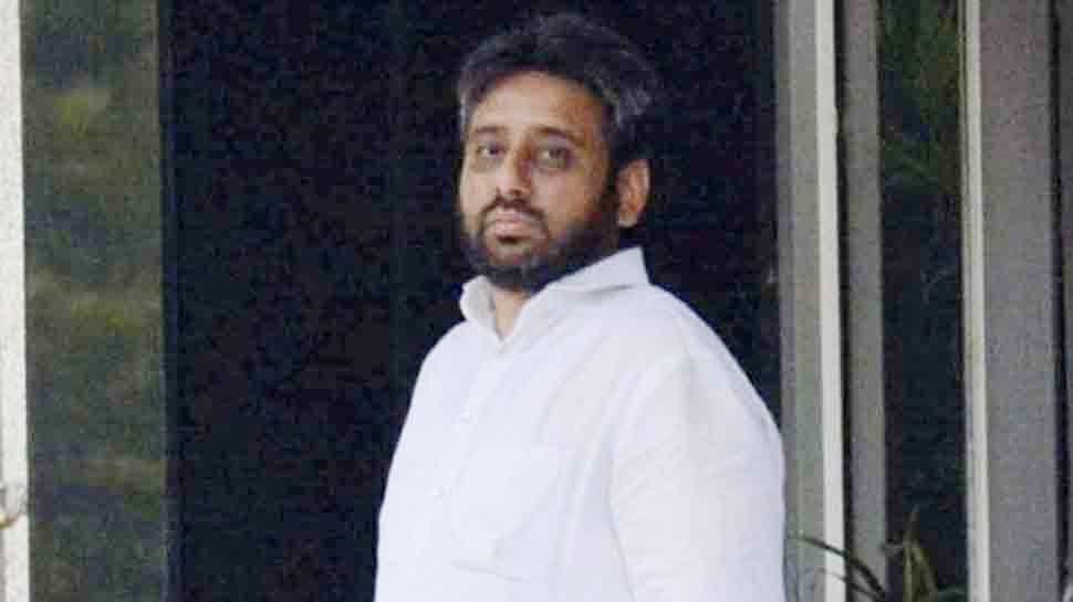 निज़ामुद्दीन मरकज़ मामले में अमानतुल्ला खां का बड़ा बयान, कहा मैंने की थी DCP से बात