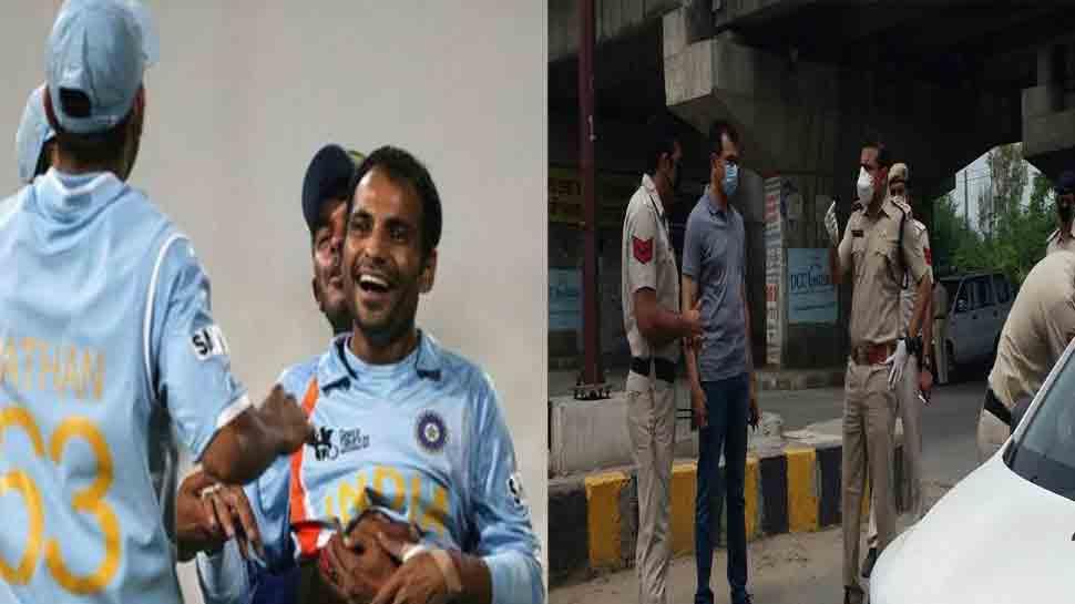 पहले टी-20 वर्ल्ड कप में भारत को जिताया, अब DSP बनकर कोरोना को हराने में जुटा ये खिलाड़ी