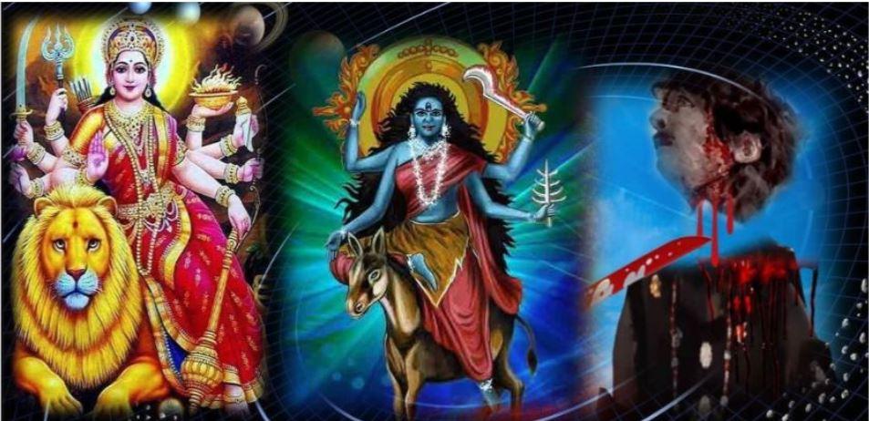 नवरात्र स्पेशलः देवी के कालरात्रि स्वरूप की उत्पत्ति और ऐसे हुआ रक्तबीज का वध
