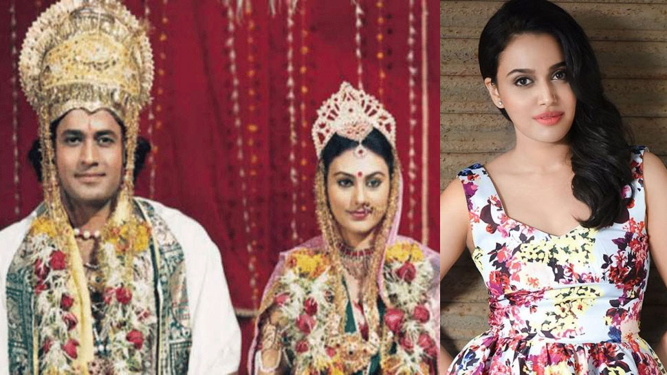 टीवी पर 'रामायण' के प्रसारण के बाद लोगों ने शुरू किया Swara Bhaskar को Troll करना