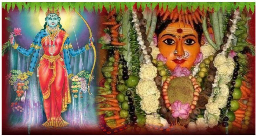 नवरात्र विशेषः जानिए, देवी ने क्यों लिया शताक्षी और शाकंभरी अवतार