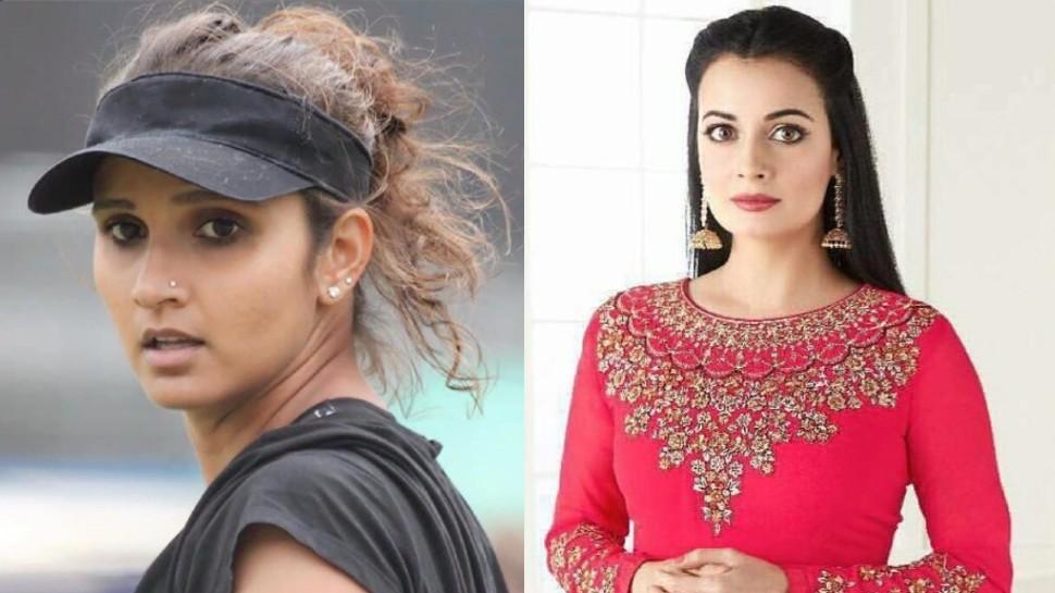 Entertainment News: कुकिंग वीडियोज को लेकर Sania Mirza ने लगाई फटकार, तो दीया मिर्जा ने यूं किया पलटवार