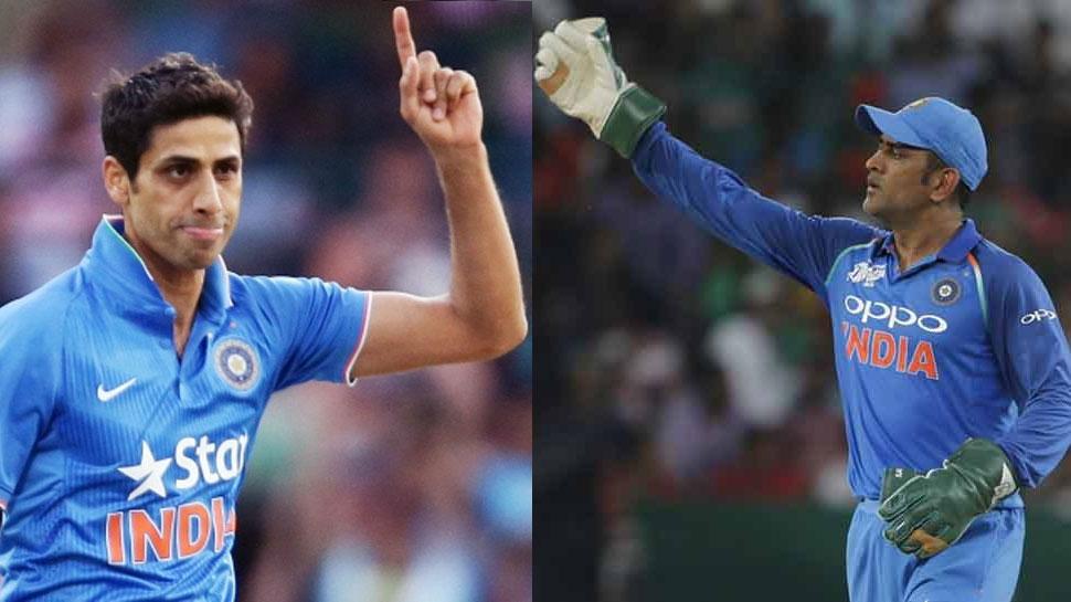 15 साल बाद आशीष नेहरा ने खोला राज, बताया- PAK के खिलाफ मैच में धोनी को क्यों गाली दी थी?