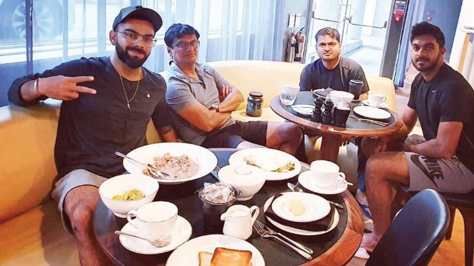सचिन और धोनी क्या खाना पसंद करते हैं? जानिए भारतीय क्रिकेटर्स के फेवरेट फूड की पूरी डिटेल