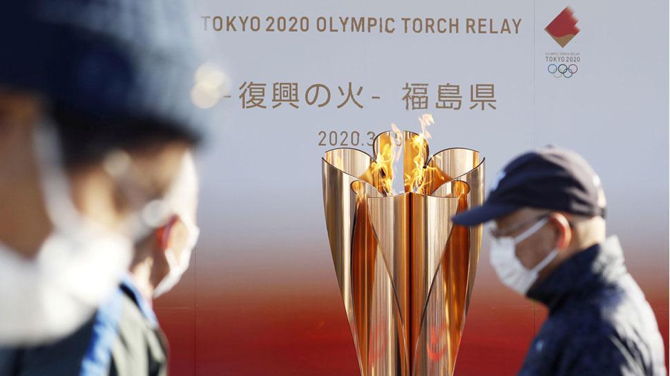 टोक्यो ओलंपिक की मशाल प्रदर्शनी पर रोक, इमरजेंसी के मद्देनजर लिया गया फैसला