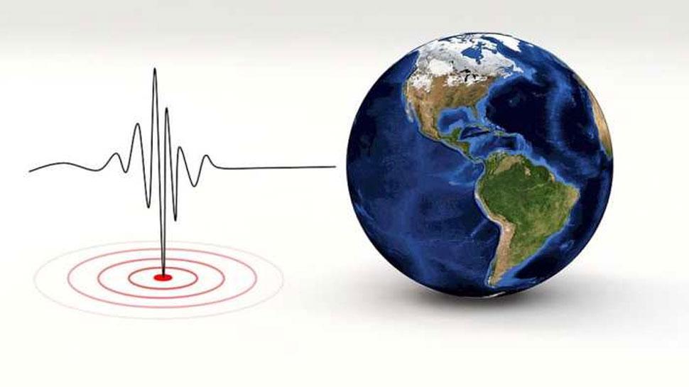 24 घंटे में दूसरी बार हिली धरती, दिल्ली-NCR में महसूस किए गए भूकंप के झटके