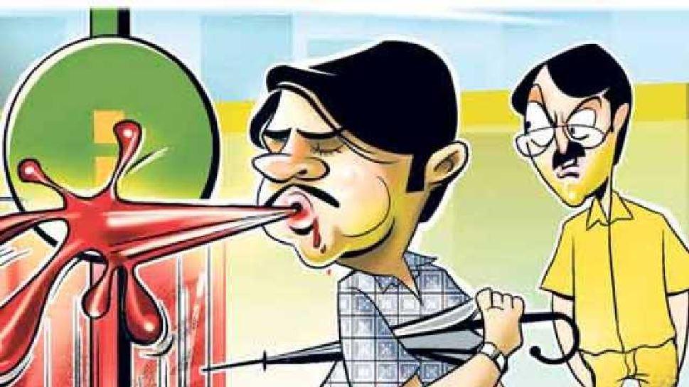 बिहार: सार्वजनिक जगहों पर तंबाकू थूकने वालों सावधान, नहीं माने तो खाएंगे जेल की हवा