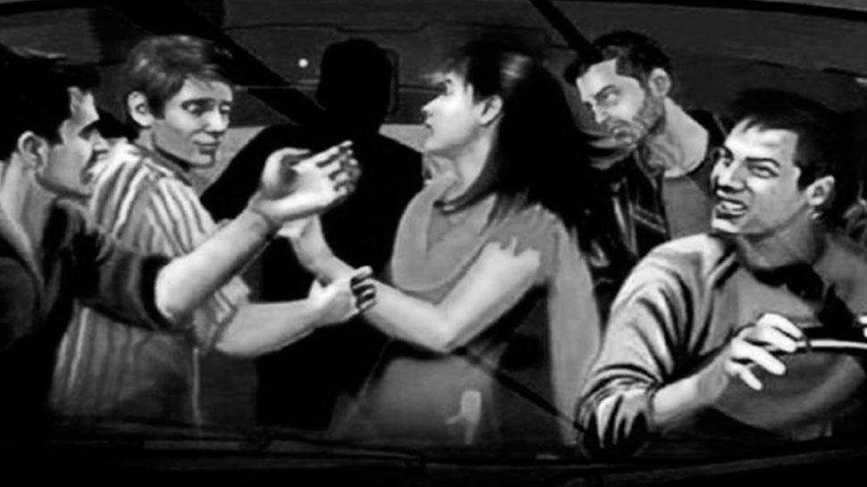 गुमला में रात के अंधेरे में 12 दरिंदों ने 2 युवतियों के साथ किया गैंगरेप, पुलिस ने किया गिरफ्तार