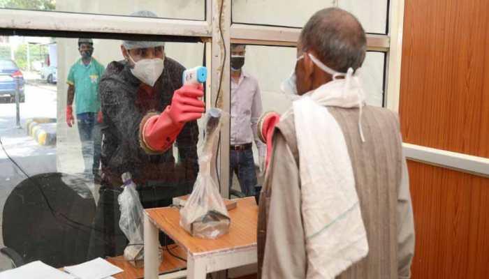 Lockdown 2.0 के गाइडलाइंस जारी, पब्लिक प्लेस में मास्क पहनना अनिवार्य, थूकने पर जुर्माना