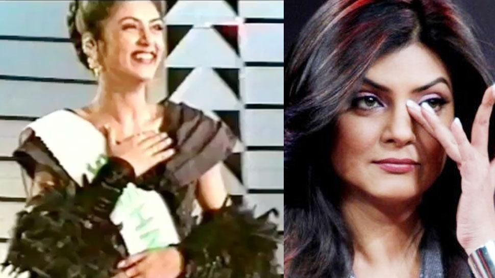 Sushmita Sen ने लोकल मार्केट से खरीदा था Miss India वाला गाउन, VIDEO देख छलक जाएंगे आंसू