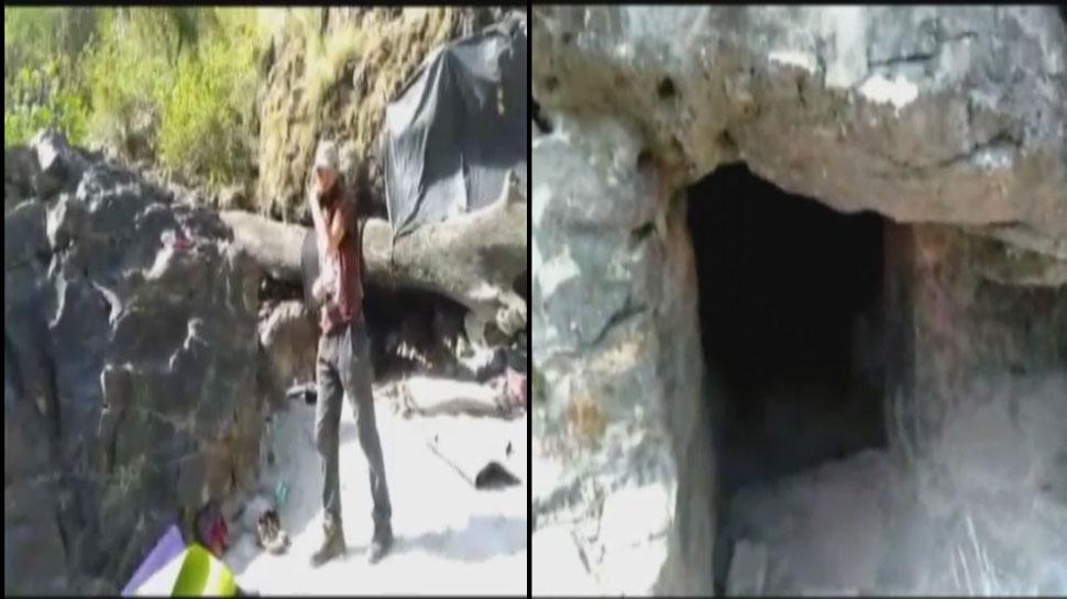 ऋषिकेश में पकड़े गए 1 नेपाली समेत 6 विदेशी नागरिक, लॉकडाउन के पहले से गुफा में छिपे थे सभी
