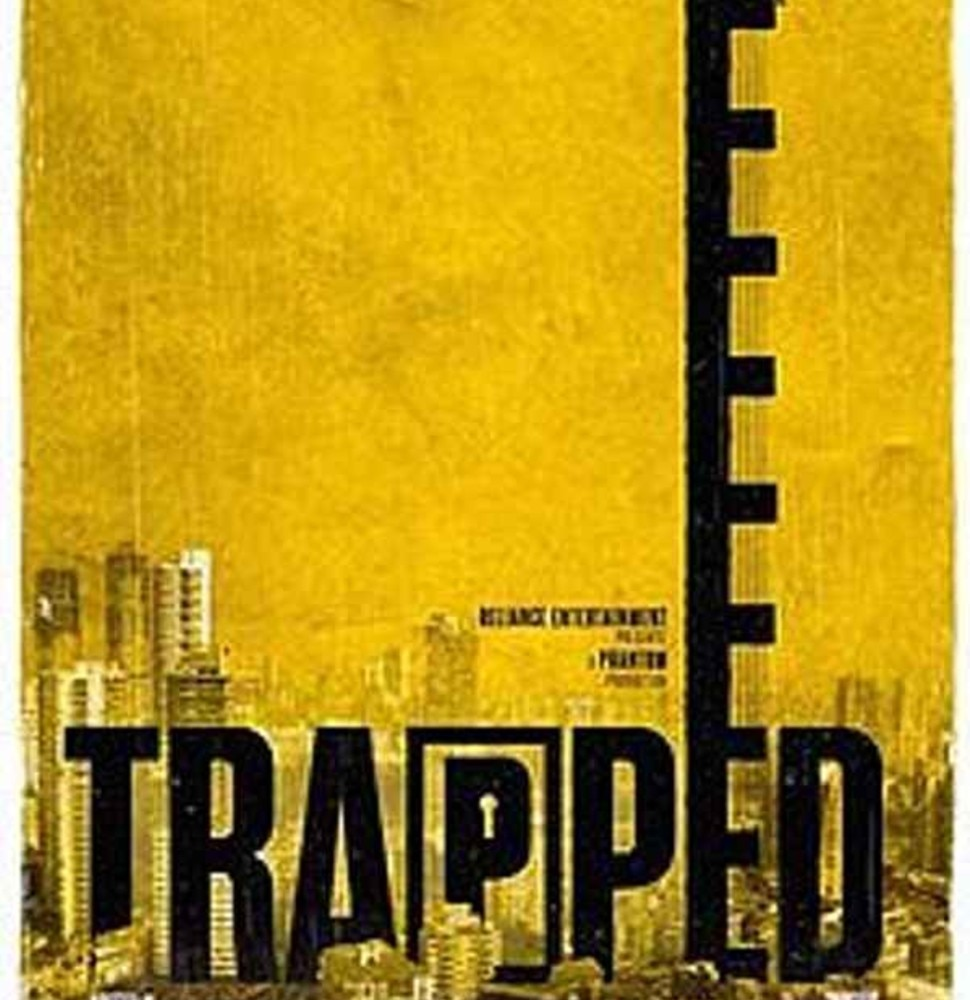 Trapped: story of man stucked in building