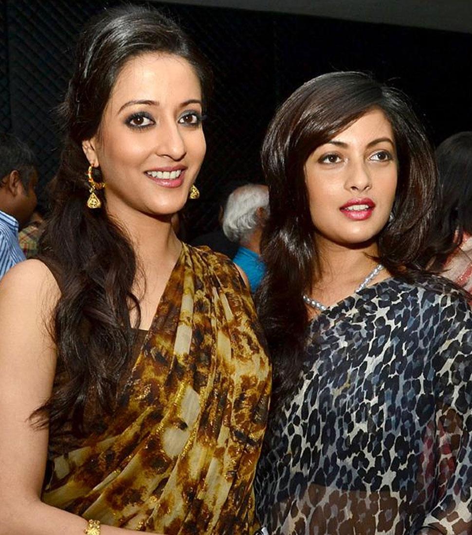 Riya and Raima princess from Tripura