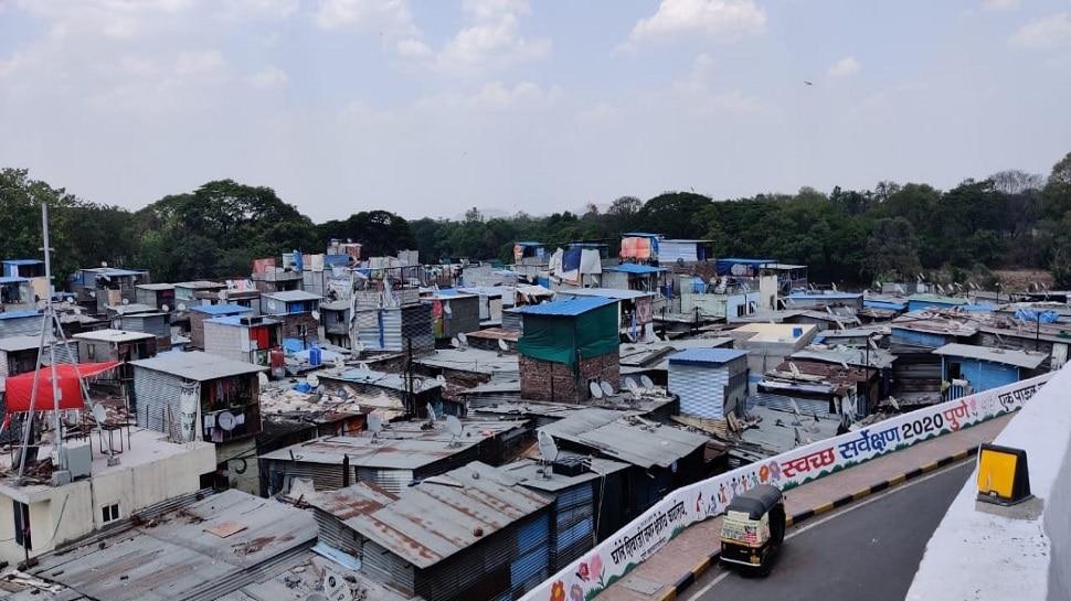 पुणे: 20 हजार लोगों को शिफ्ट करने की तैयारी, Lockdown के नियमों का नहीं हो रहा पालन