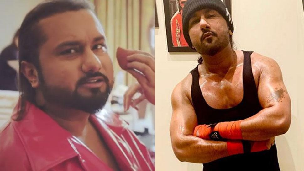 Yo Yo Honey Singh ने Lockdown में किया कमाल, Body transformation देख रह जाएंगे दंग