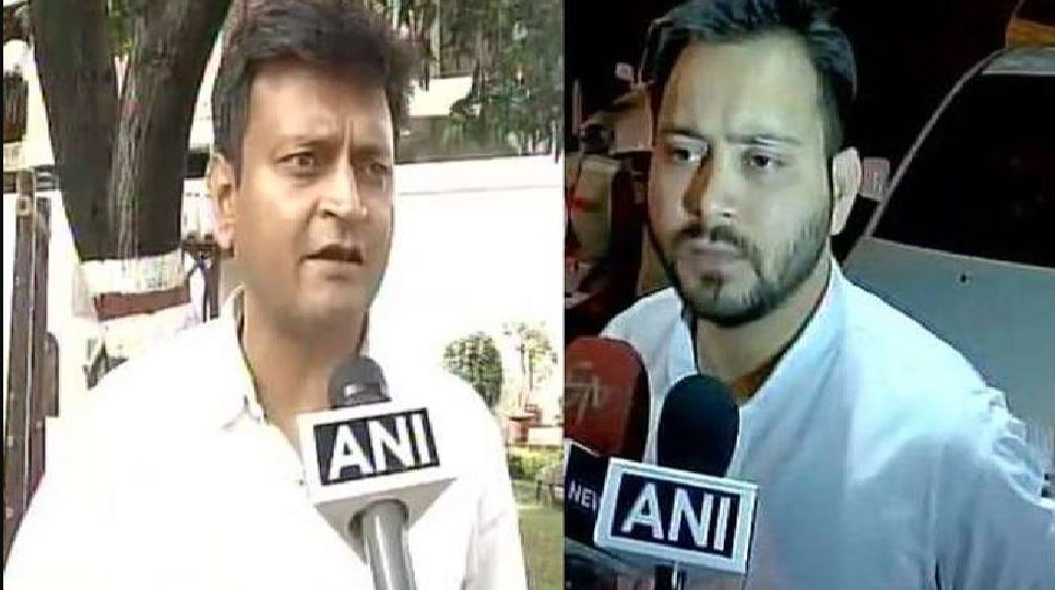 बिहार: अजय आलोक का तेजस्वी पर तंज, कहा- 'RJD नेता में है सामान्य ज्ञान की कमी'