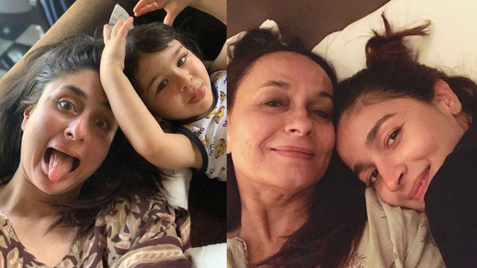 बॉलीवुड सेलेब्स ने यूं मनाया Mother's Day, करीना कपूर से आलिया भट्ट तक सब हुए इमोशनल