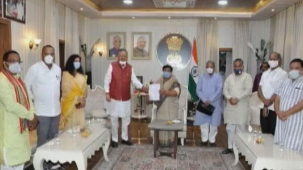 पूर्व CM रमन सिंह का भूपेश सरकार पर आरोप, कहा- हमने जितना कर्ज 15 साल में लिया, इन्होंने डेढ़ वर्ष में ले लिया