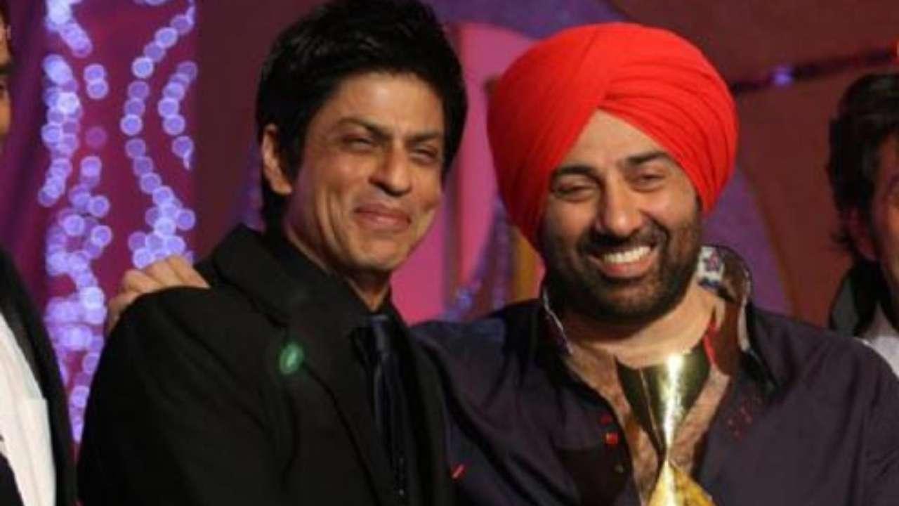 'डर' से शुरू हुआ कोल्ड वार खत्म, Shahrukh Khan और Sunny Deol कर रहे दोस्ती का ऐलान!