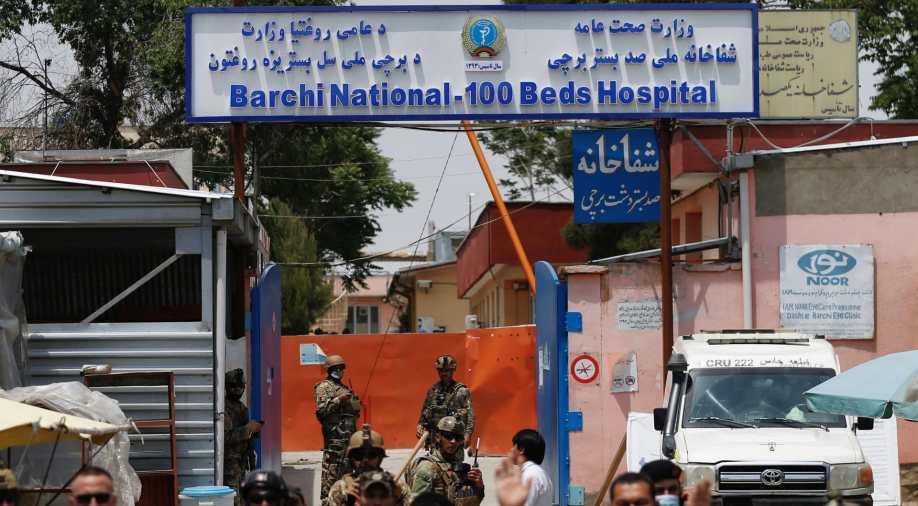 अफगानिस्तान में आत्मघाती हमलों में 40 की मौत, भारत ने की निंदा