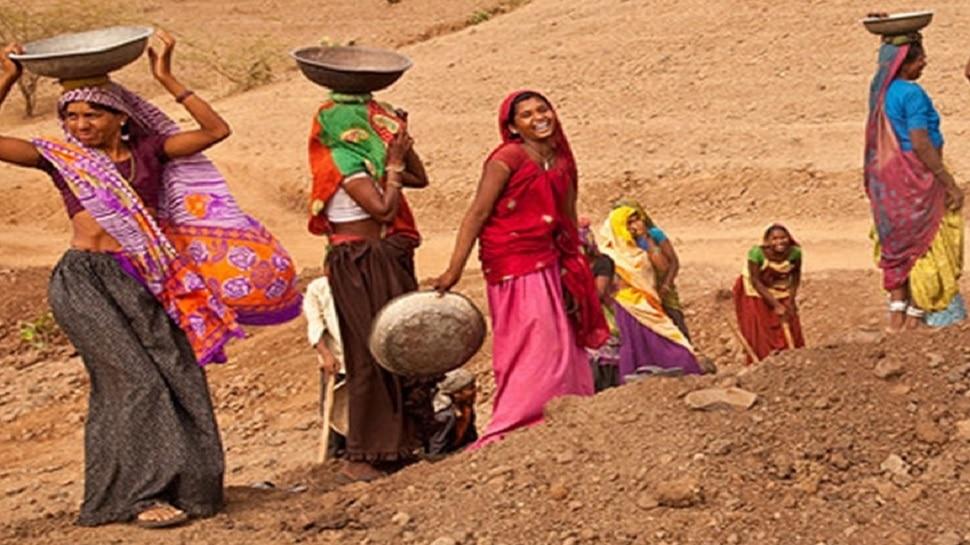 नागौर जिले में मनरेगा कार्य किये गए शुरू, जानिए कितने लाख श्रमिकों को मिला रोजगार