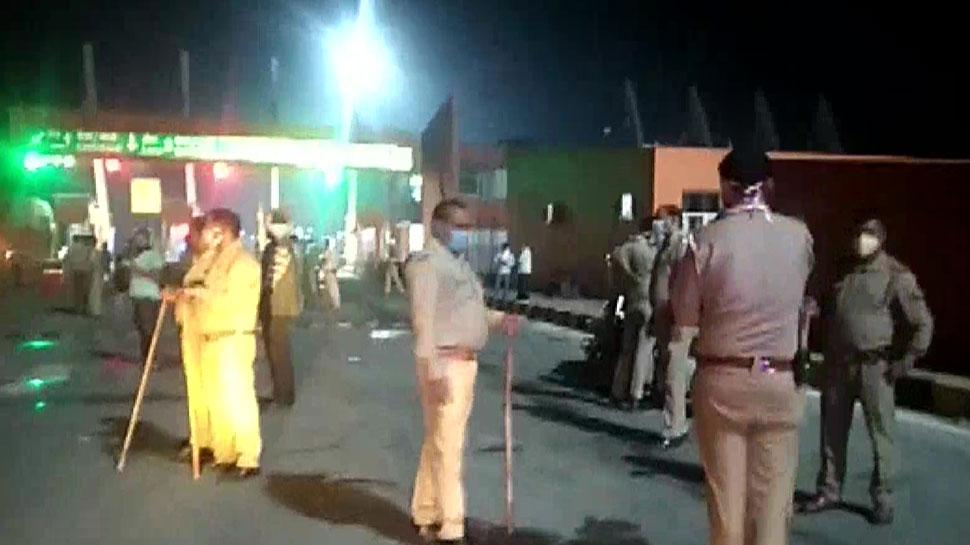 यूपी-एमपी-बिहार और महाराष्ट्र में भीषण सड़क हादसे, 16 प्रवासी मजदूर मरे, 100 से ज्यादा घायल - Zee News Hindi