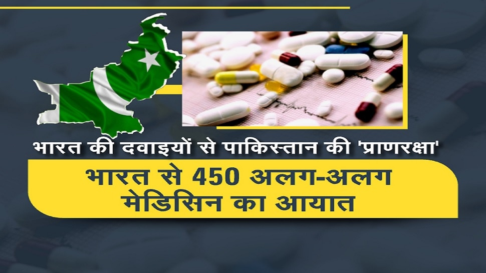 Pakistani Medical Companies get most of their raw materials from India