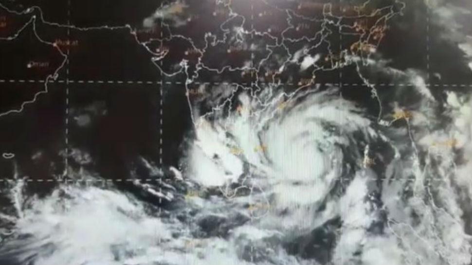 झारखंड: अम्फान तूफान को लेकर अलर्ट जारी, 180 किमी प्रतिघंटे की रफ्तार से आगे बढ़ रहा चक्रवात