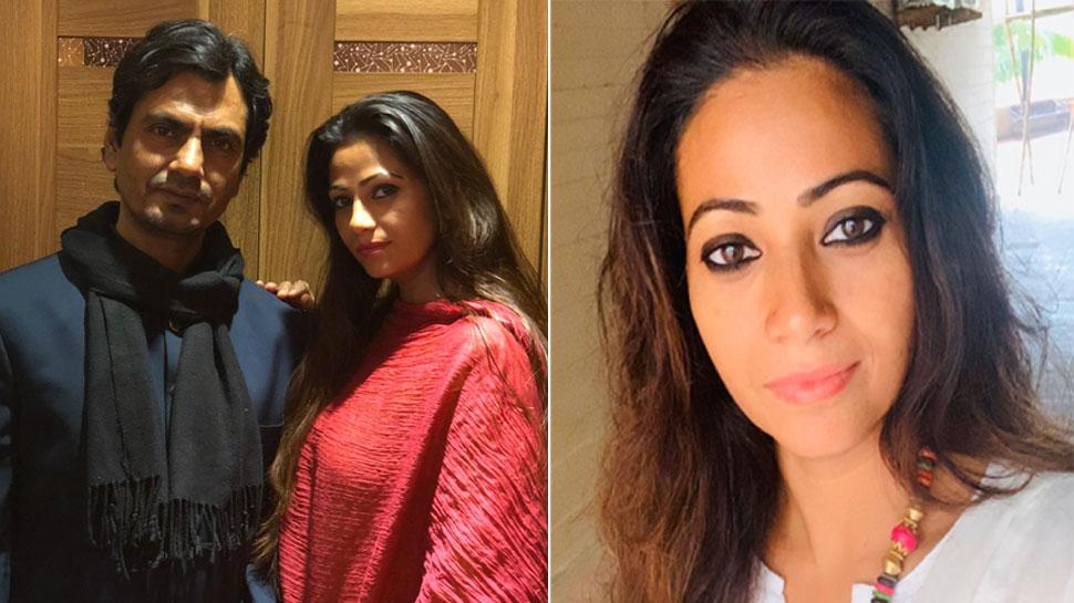Nawazuddin Siddiqui's wife Alia sent divorce notice and demand |  नवाज़ुद्दीन सिद्दीकी की पत्नी आलिया ने भेजा तलाक का नोटिस और की ये मांग |  Hindi News, बॉलीवुड