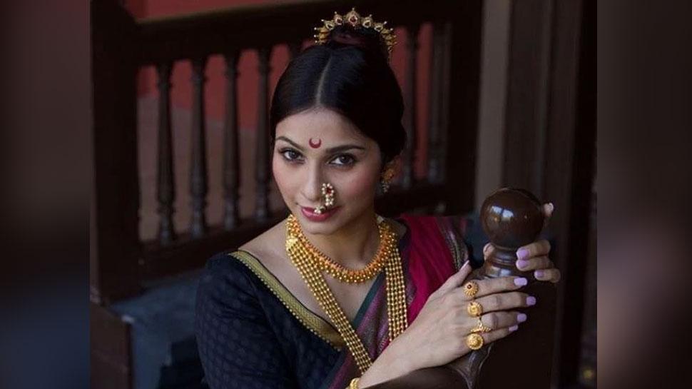 महाराष्ट्रीयन लुक में Tanishaa Mukerji ने ढाया कहर, लोग बोल रहे हैं, 'मराठी मुल्गी'