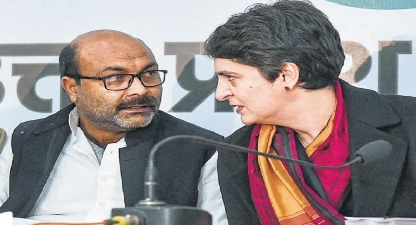 बे'बस' मजदूरों के साथ फर्जीवाड़ा, प्रियंका गांधी के सचिव पर मुकदमा
