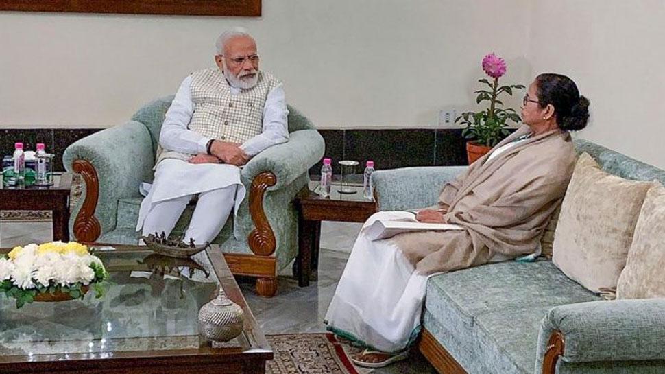 PM मोदी आज जाएंगे बंगाल, ममता के साथ करेंगे अम्फान से प्रभावित इलाकों का हवाई सर्वेक्षण