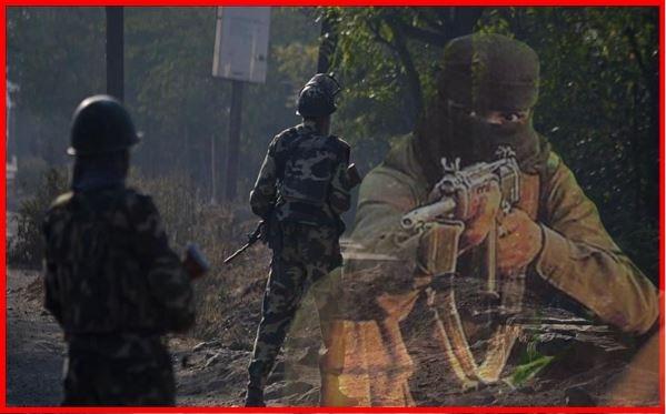 कश्मीर में सुरक्षाबलों का पराक्रम देख, आतंकियों में मची भगदड़