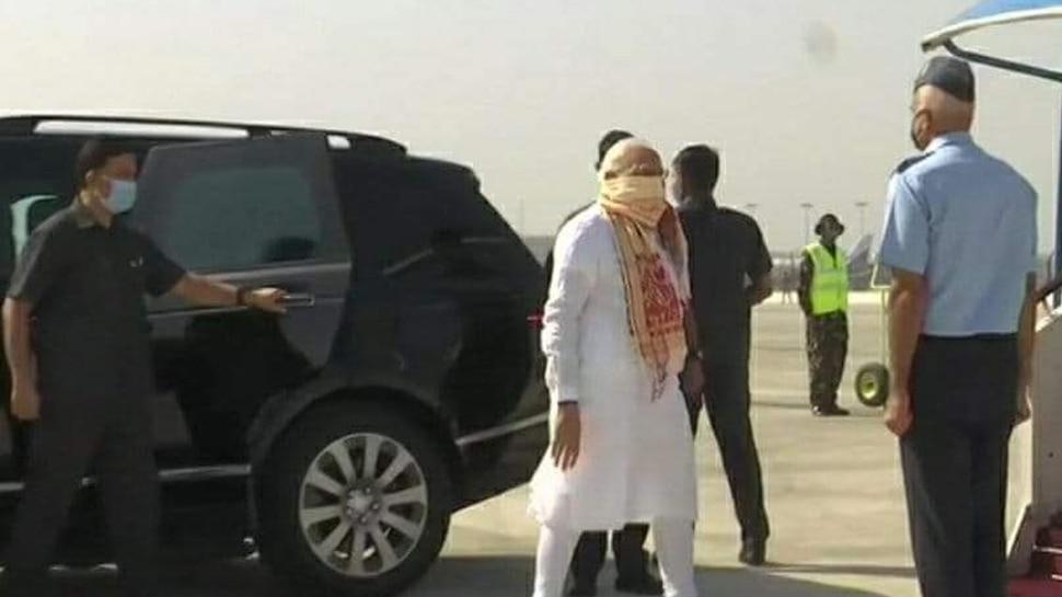 83 दिनों बाद दौरे पर निकले प्रधानमंत्री मोदी, खुद किया Lockdown का पूरा पालन