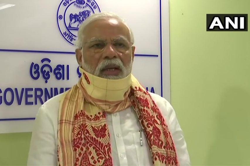 अम्फान की तबाही से निपटने को पीएम मोदी ने ओडिशा को दी 500 करोड़ की मदद