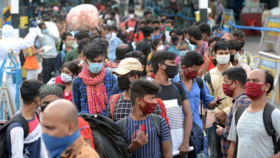 कोरोना: महाराष्ट्र में एक दिन में रिकॉर्ड 2,940 मरीज मिले; संक्रमितों की संख्या 44 हजार के पार
