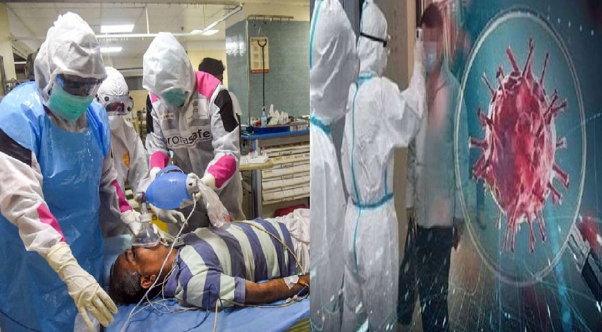 कोरोना वायरस: सवा लाख से अधिक हुए संक्रमित, रिकवरी रेट में बढ़ोत्तरी