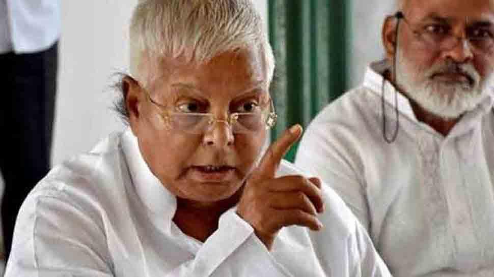 बिहार : लालू यादव-राबड़ी देवी ने 15 साल के नीतीश शासन पर कसा तंज, कहा कुछ ऐसा...